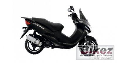 2011 Dafra Laser 150