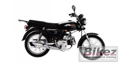 2011 Dafra Super 100