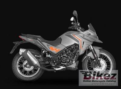 2020 Dafra NH 190