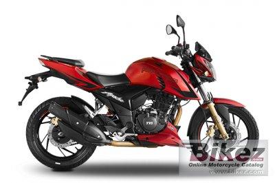 2020 Dafra Apache RTR 200