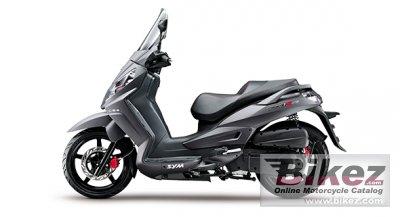 2020 Dafra Citycom 300i