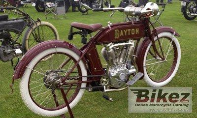 1917 Dayton E8
