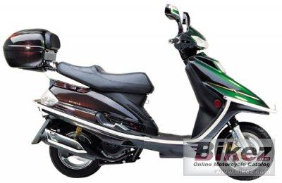2008 Dayun DY125T-6