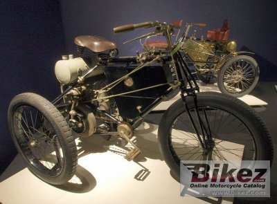 1897 De Dion-Bouton Tricycle