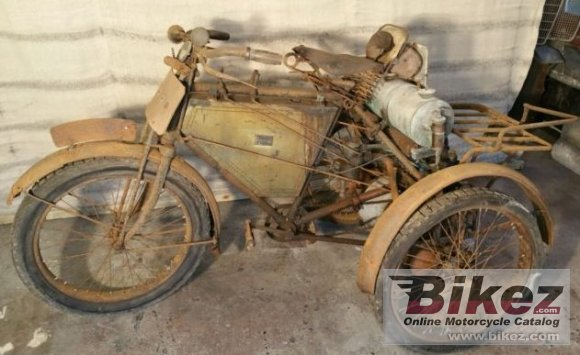 1902 De Dion-Bouton Tricycle