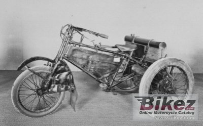 1903 De Dion-Bouton Tricycle