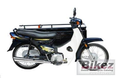 2011 Demak Spark Sidecar