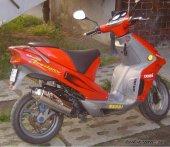 1998 Derbi Predator