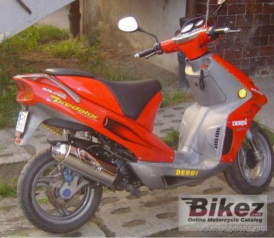1998 Derbi Predator photo