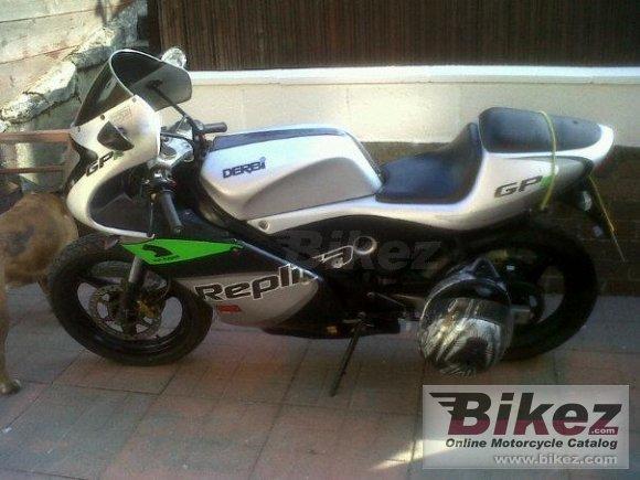 2003 Derbi GPR 50 R