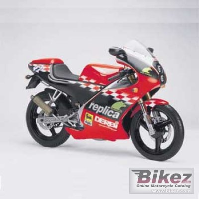 2003 Derbi GPR 50 R Race Replica