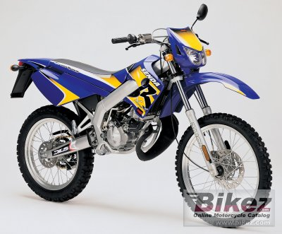 2004 Derbi Senda R X-Treme photo