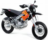 2005 Derbi Supermotard DRD