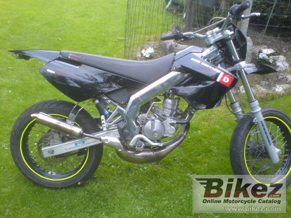 2005 Derbi Supermotard DRD photo