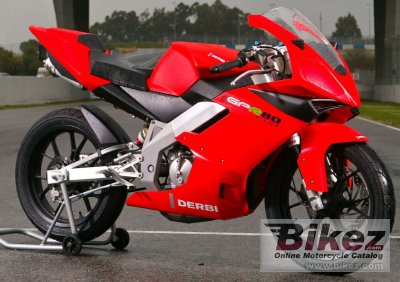 2005 Derbi GPR 80 Cup photo