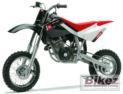2005 Derbi Dirt Kid 100