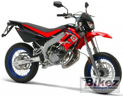 2005 Derbi Supermotard Racer