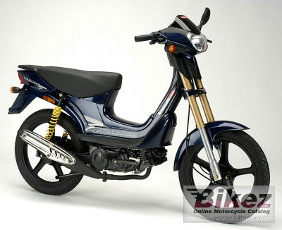 2006 Derbi Variant Start photo