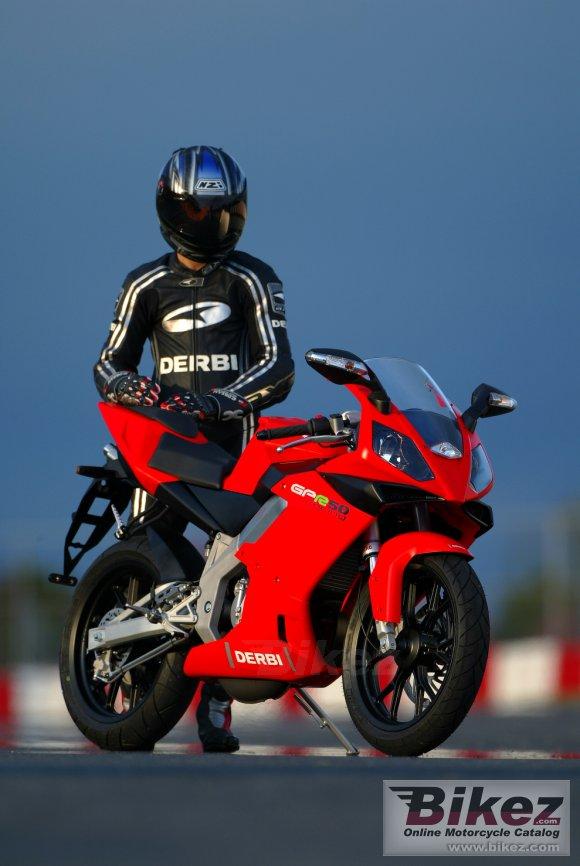 2006 Derbi GPR 50 Racing