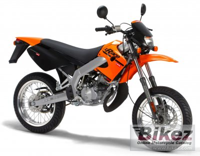 2006 Derbi X-Race 50 SM photo