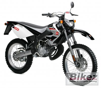 2006 Derbi Senda X-Treme 50 R photo