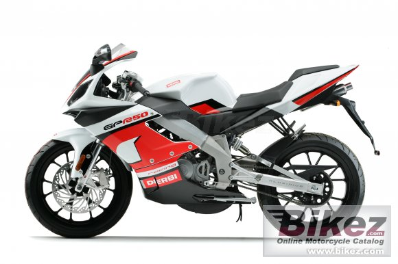 2006 Derbi GPR 50 R
