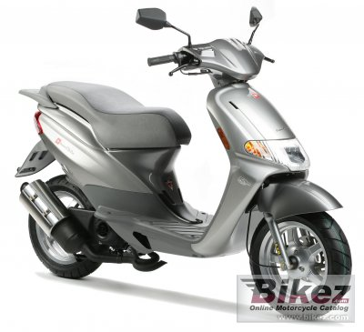 2006 Derbi Atlantis Two Chic