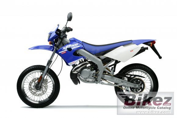 2007 Derbi xRace 50 SM photo