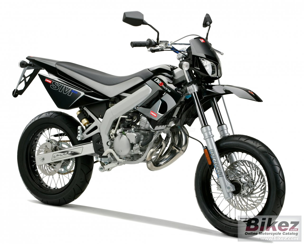 Big Derbi drd racing 50 sm picture and wallpaper from Bikez.com
