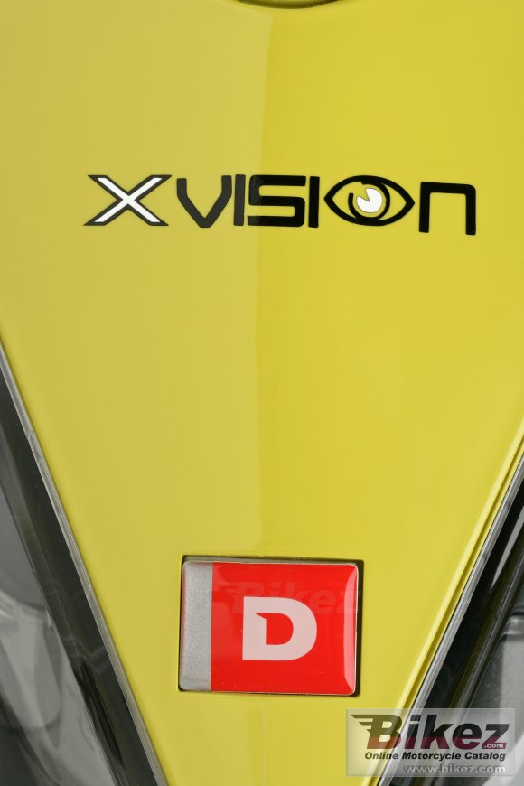 2007 Derbi Mulhacen 659 X-Vision