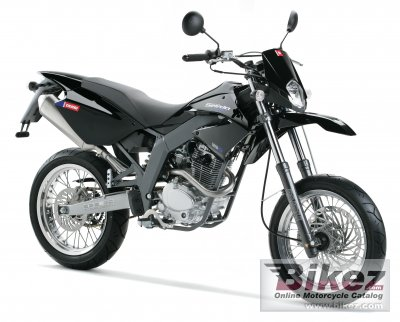 2007 Derbi 125 SM Baja photo