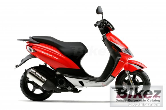 2007 Derbi Atlantis Bullet 2t photo