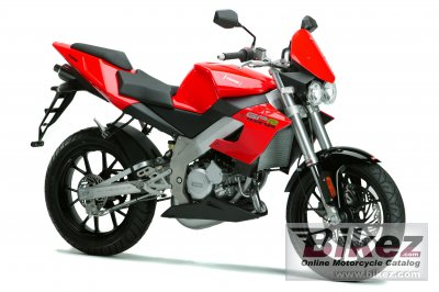 2007 Derbi GPR 125 Nude photo