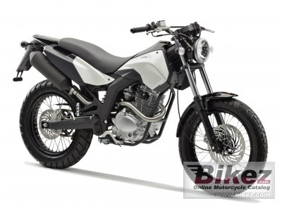 2007 Derbi Cross City 125