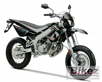 2007 Derbi DRD Racing 50 SM specifications and pictures