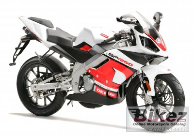 2007 Derbi GPR Racing 50