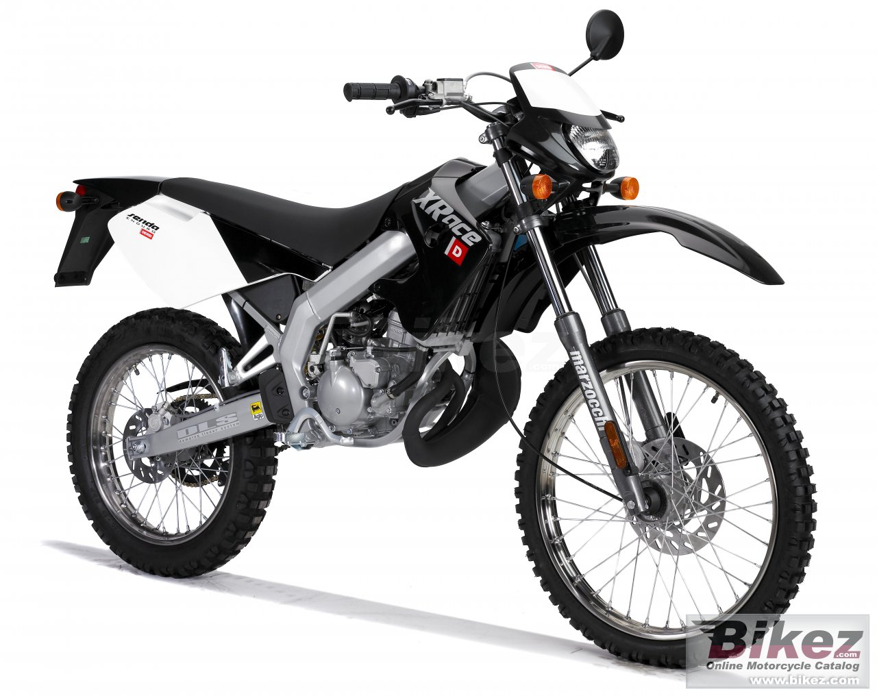 Big Derbi senda xrace 50 r picture and wallpaper from Bikez.com