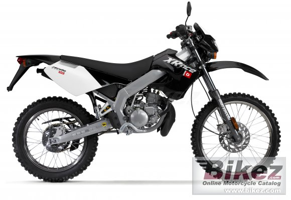 2008 Derbi Senda XRace 50 R photo