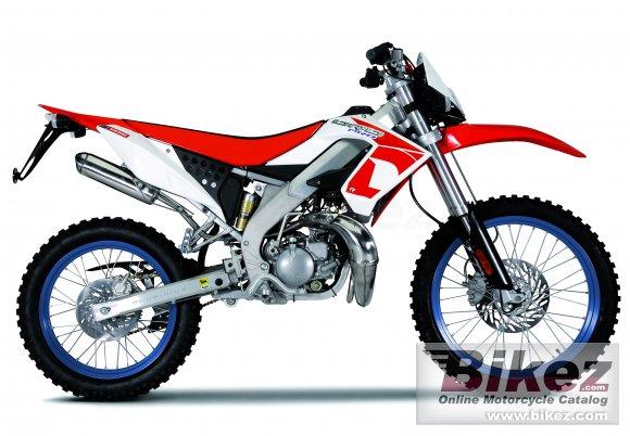 2008 Derbi Senda DRD Pro 50 R