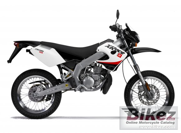 2008 Derbi Senda XRace 50 SM photo