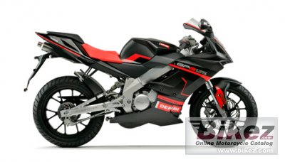2008 Derbi GPR 125 Racing photo