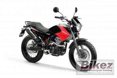 2008 Derbi Mulhacen 125 photo