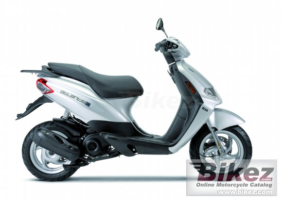 2008 Derbi Atlantis City 50 4T photo