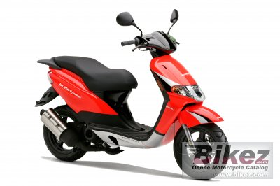 2008 Derbi Atlantis City 50 2T
