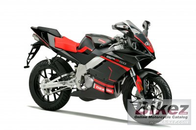 2008 Derbi GPR 50 Racing