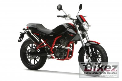 2008 Derbi Mulhacen Cafe 125