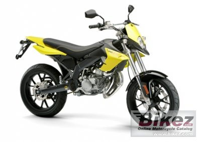 2008 Derbi Senda DRD Evo 50 SM specifications and pictures