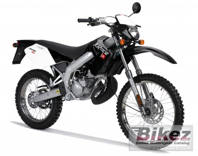 2008 Derbi Senda XRace 50 R