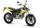 2009 Derbi Senda DRD Evo 50 SM photo