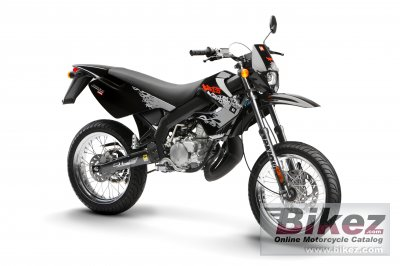 Tatman blog: derbi senda x race